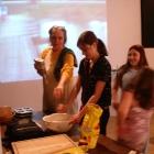 NUESTRA SENORA DEL PAN: rising bread stories (Newfoundland)