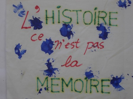 Marginalia M505.HistoryIsNotMemory