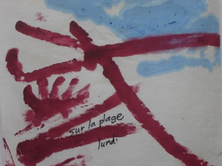 Marginalia M514.PlageLundi